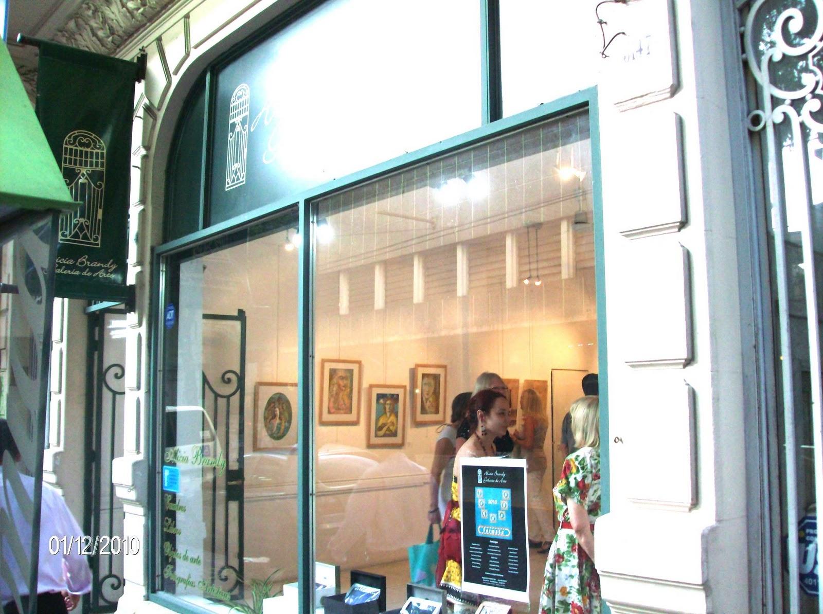 Muestra  Conjunta-Galería Brandy