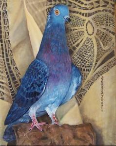 La paloma de Mara