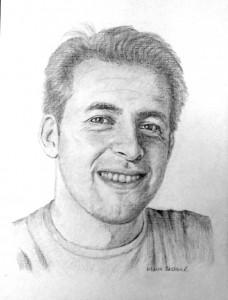 Gabriel dibujo