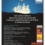 INVITACION Sol Genesis Arte libertad 2017