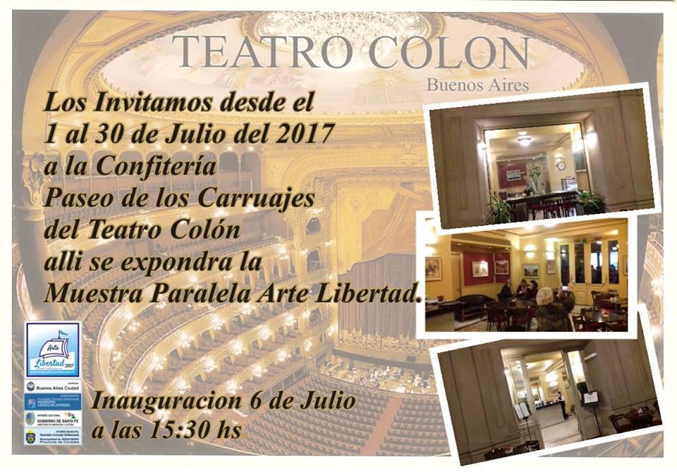 Teatro Colon Confitería