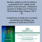 Catálogo UCES