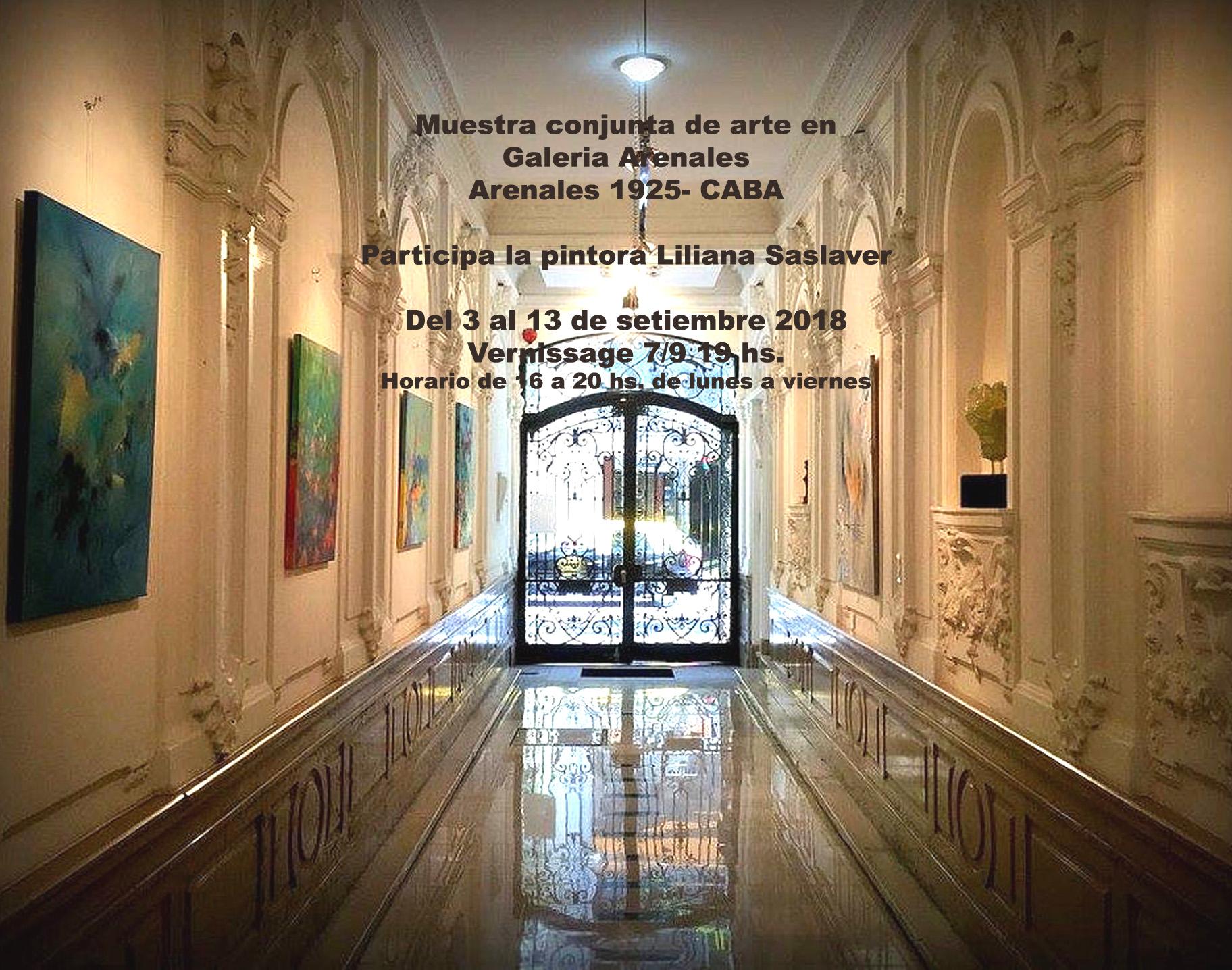 Galería Arenales