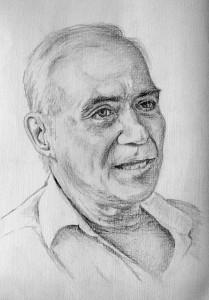 Jorge…pintor (dibujo)