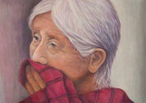 Anciana puneña